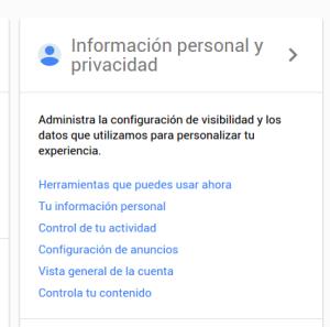 Pant_Informacion Personal